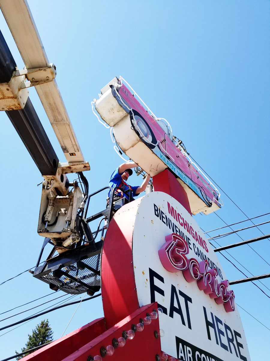 Sign Repair Company Near Me