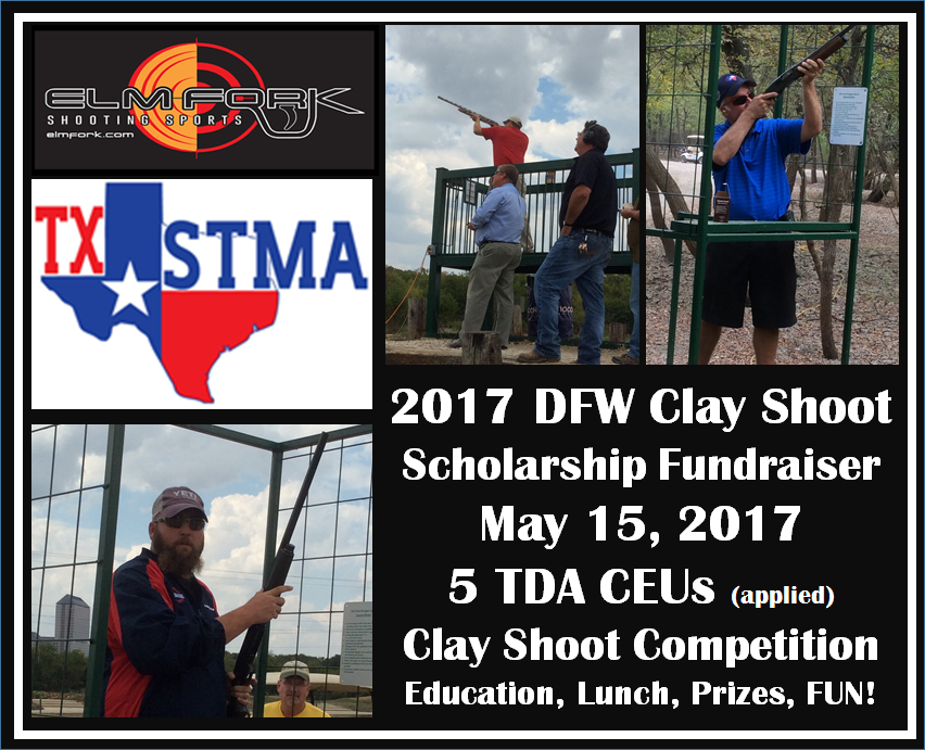 Save The Date – DFW Clay Shoot