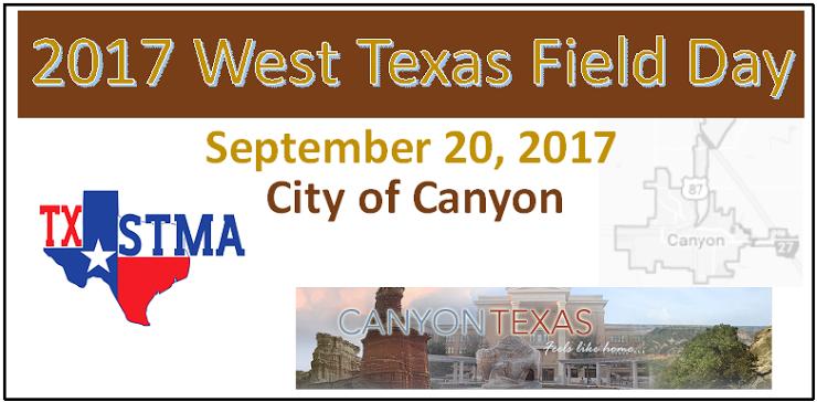 West Texas Field Day – September 20