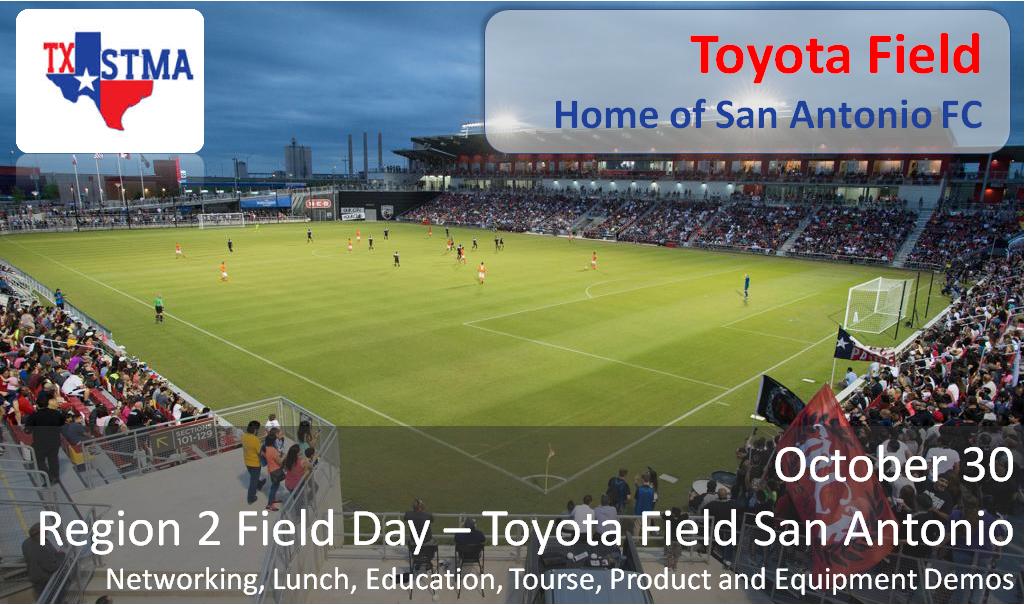 Fall Region 2 Field Day at Toyota Field