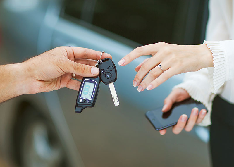 Car Key Replacement Near Me