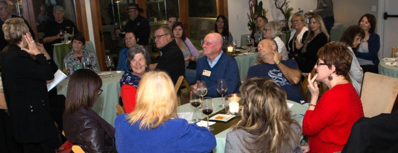 La Mesa Chamber Members Kick Off 2017 By Celebrating at Continental Catering
