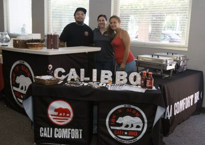 Cali Comfort BBQ at the Taste 2017