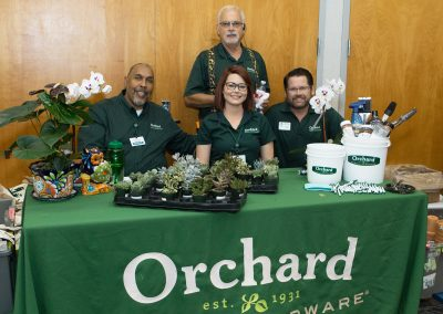 Orchard Supply Hardware at the Taste 2017