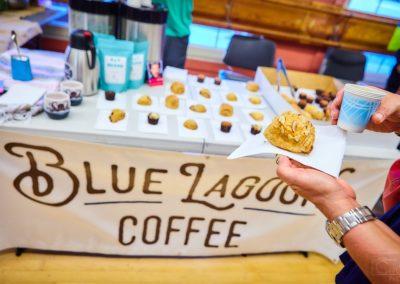 Taste of La Mesa 2018 Blue Lagoon Coffee