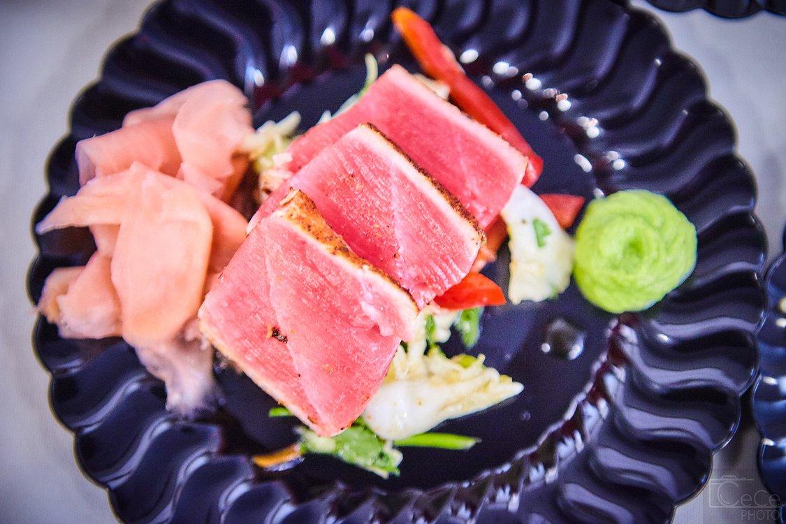 Taste of La Mesa 2018 Food Sample