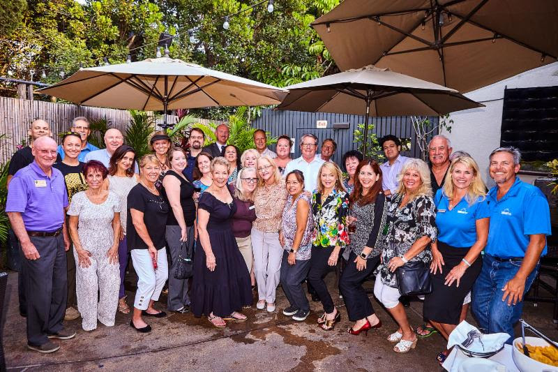"The Summer Mixer at Anthony's Fish Grotto was a ""Hearty"" Party!"