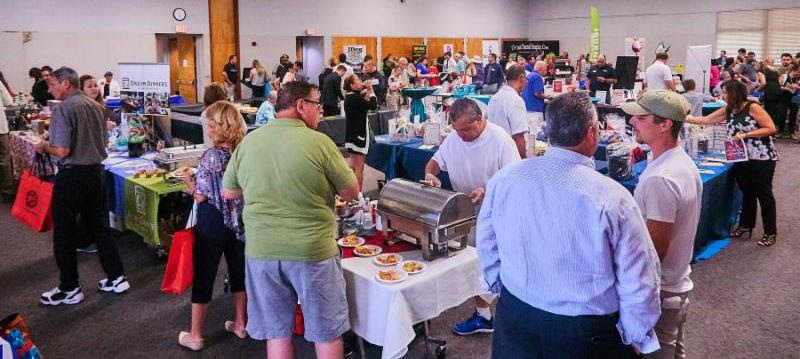 """Summer Bash"" Business Expo – ""Crushes it"""