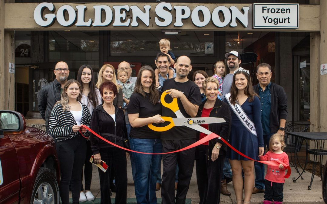 Golden Spoon 1-Year Anniversary Really Scoops it up!
