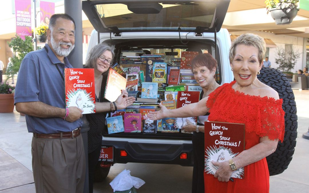 "Annual ""Stuff the Jeep"" Project for La Mesa Military Families"