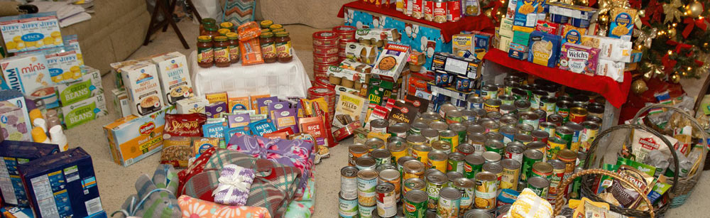 Senior Holiday Project Donations
