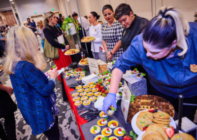 Taste of San Diego 2019 - Food Served