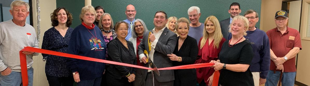 Edward Jones Office - Kasem Abdullah Ribbon Cutting
