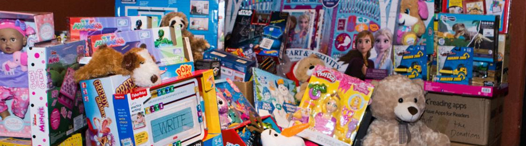 "La Mesa Chamber Members Give the Phrase ""There's No Place Like Home for the Holidays"" New Meaning by Collecting Toys for La Mesa Military Families on December 4th"