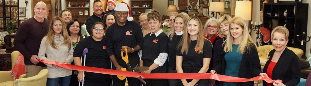 Shuwee Open House and Ribbon Cutting was a Warm and Friendly Affair