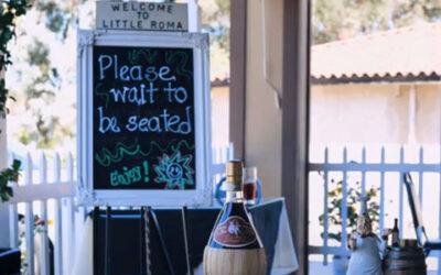 "Time to Meet ""Little Roma"" Restaurant"
