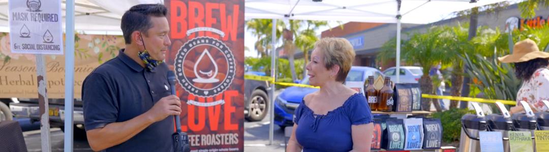 "Meet Brew Coffee Spot Featured on ""La Mesa Live"""