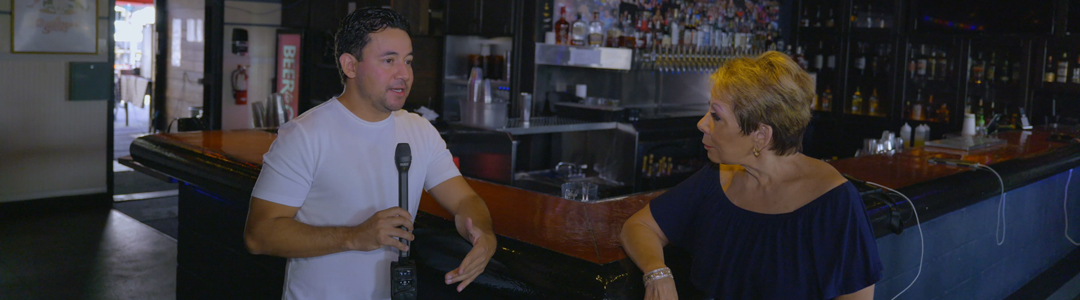 Live with Mary! Meet The Hills Local Pub
