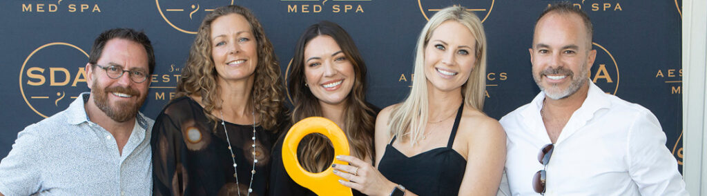 San Diego Aesthetics and Med Spa Ribbon Cutting