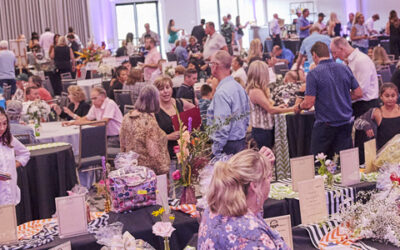 """""""Taste of San Diego – East"""" Defines Great Food and Fun! """"Oh, What A Night"""""""