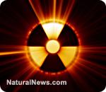 Radioactive fallout