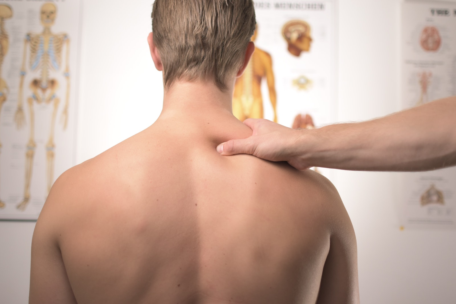 Not just athletes. You need a chiropractor too.