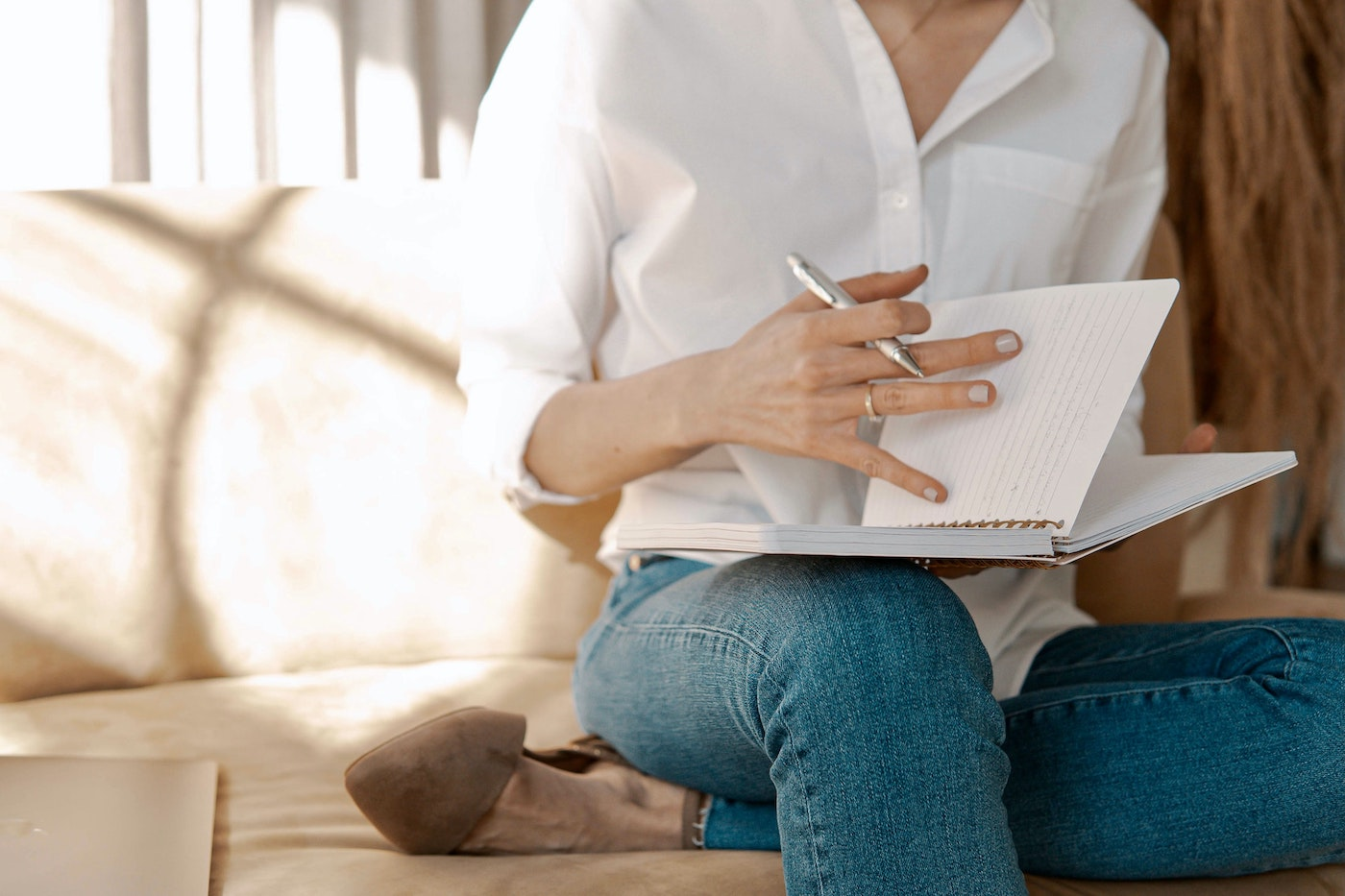 Journaling: the pen and paper route to wellness