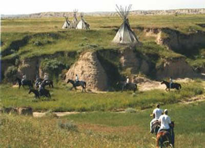 Lakota journey by Our Heritage Guest Ranch