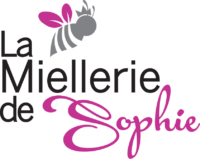 Logo officiel de la Miellerie de Sophie