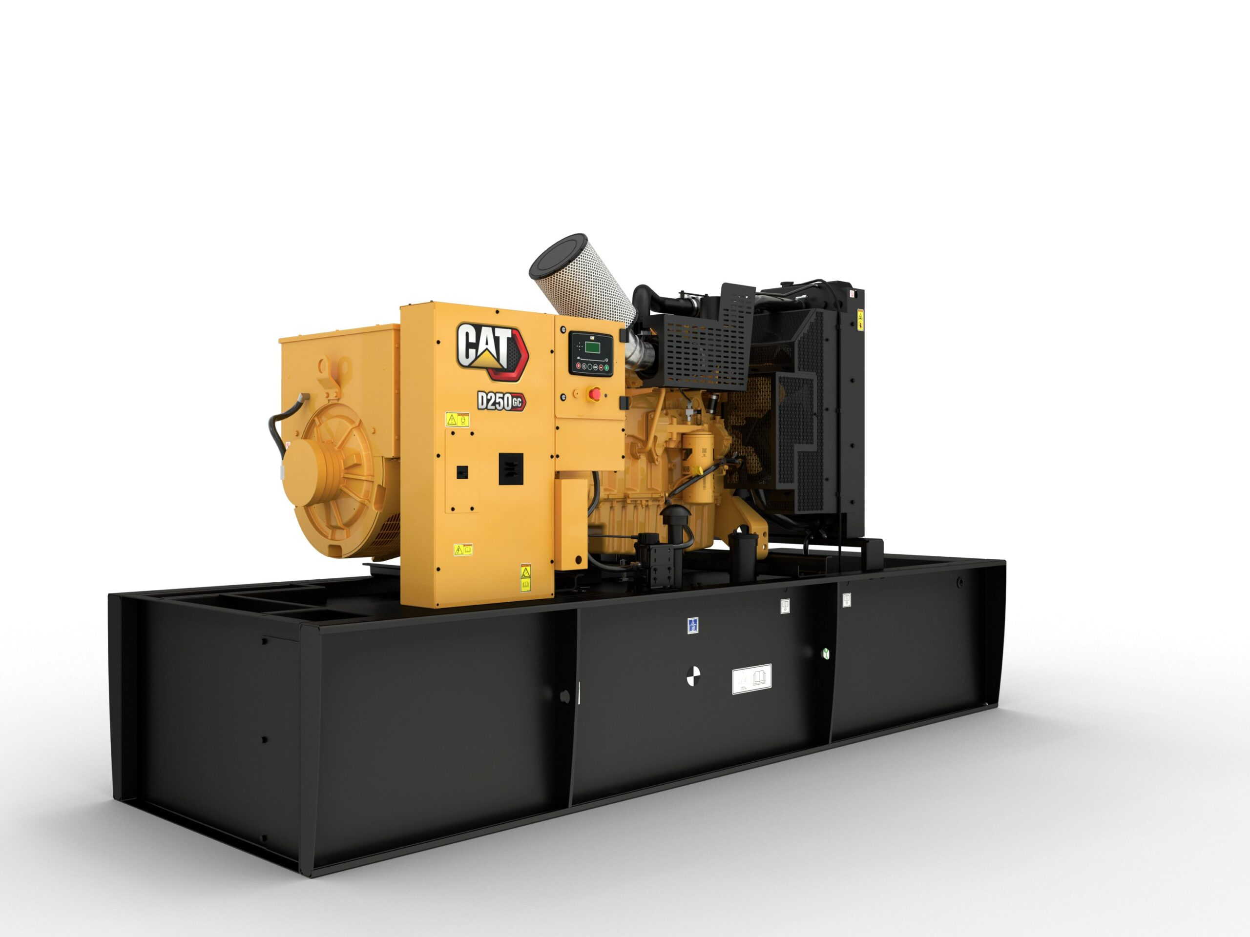 Caterpillar Expands Line of Diesel Generators for Small Businesses