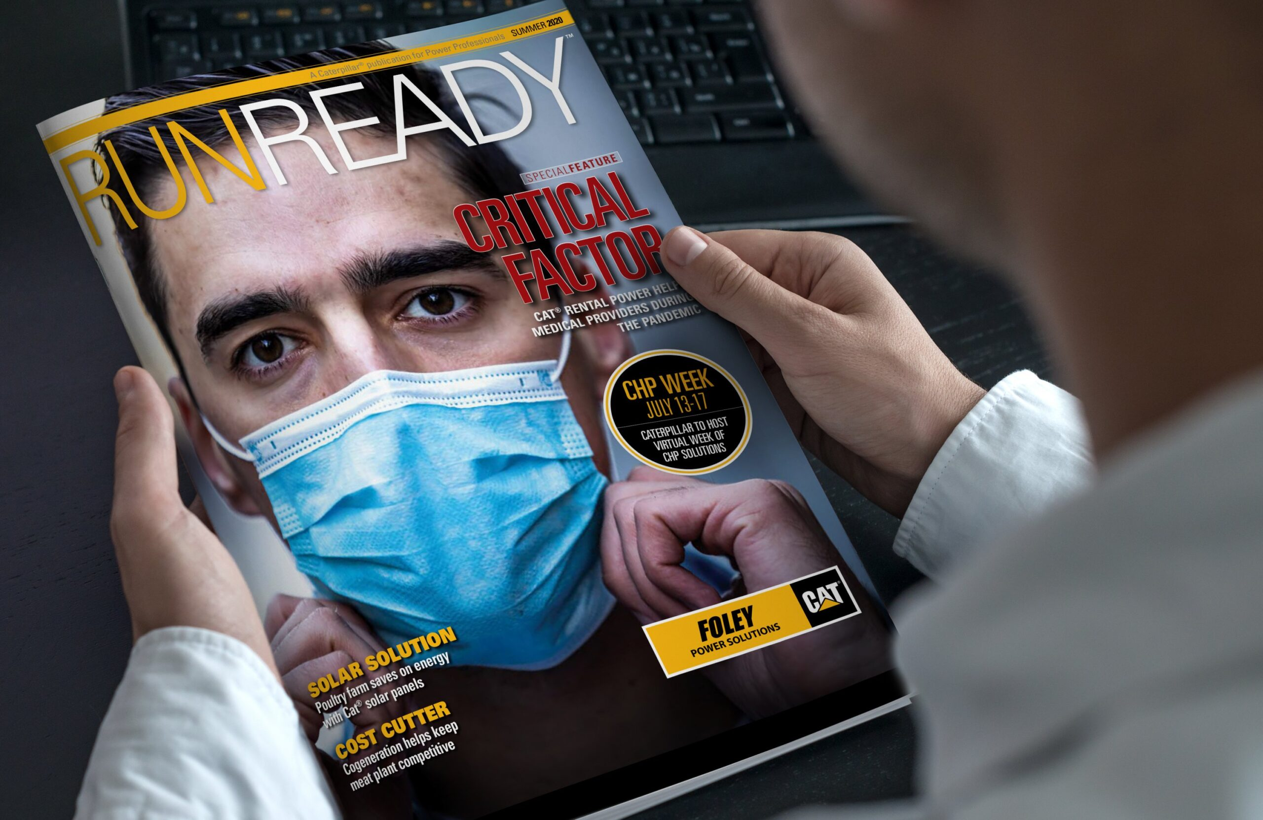 Foley RunReady Power Magazine