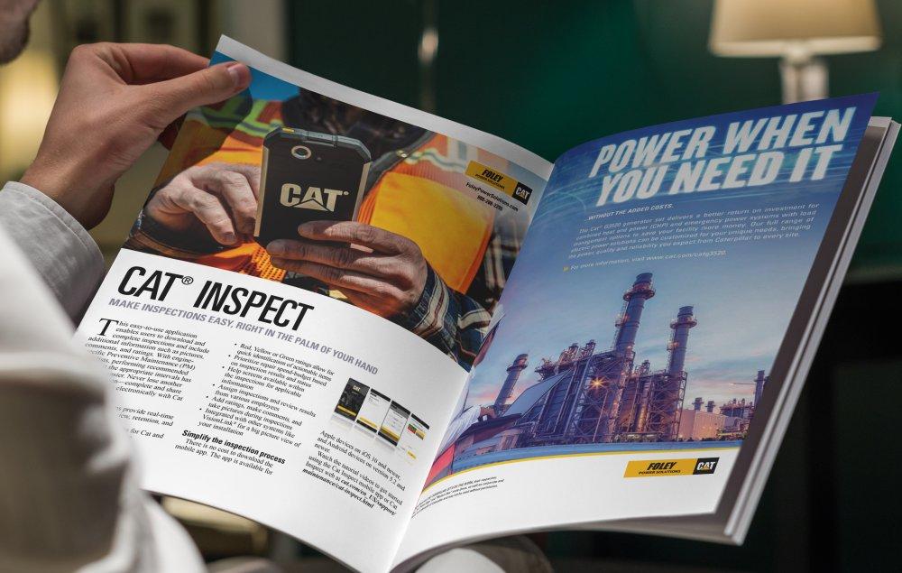 Foley RunReady Power Magazine