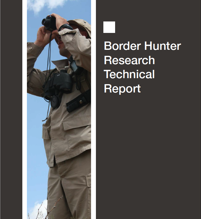Border Hunter Research Technical Report