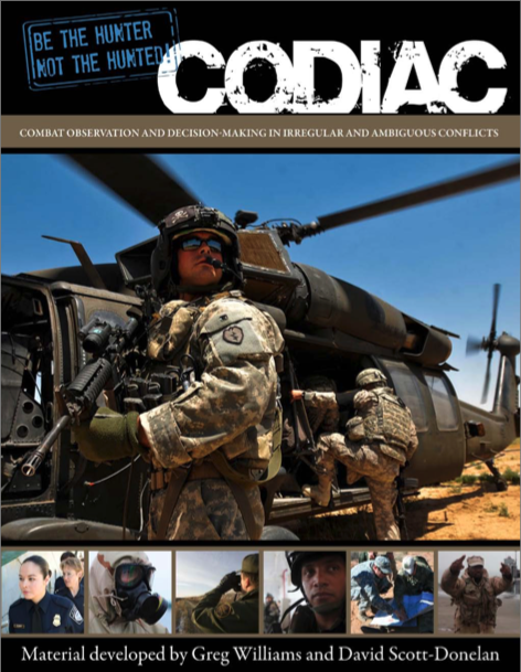 Combat Observation and Decision-Making in Irregular and Ambiguous Conflicts