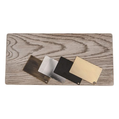 Wood & Metal Finishes