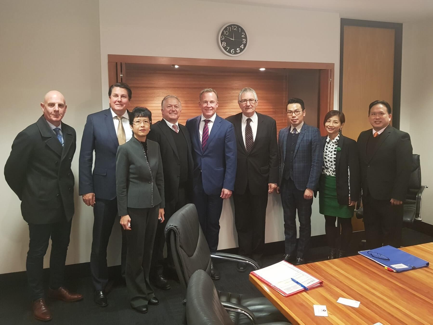 Tasmania Trade & Investment with Hong Kong