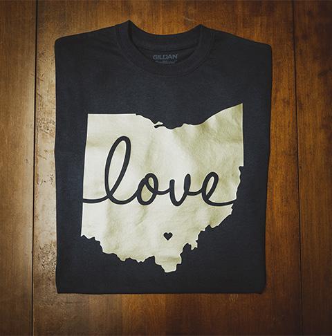 Ohio Love Shirt