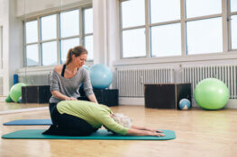 Spinal Stenosis Exercises for the Elderly