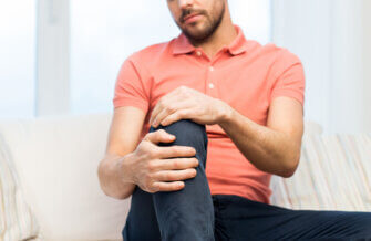 Stiff Knee Pain When Bending