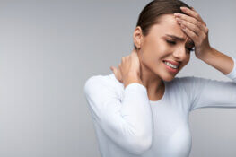 Neck Pain and Headaches In Back of Head