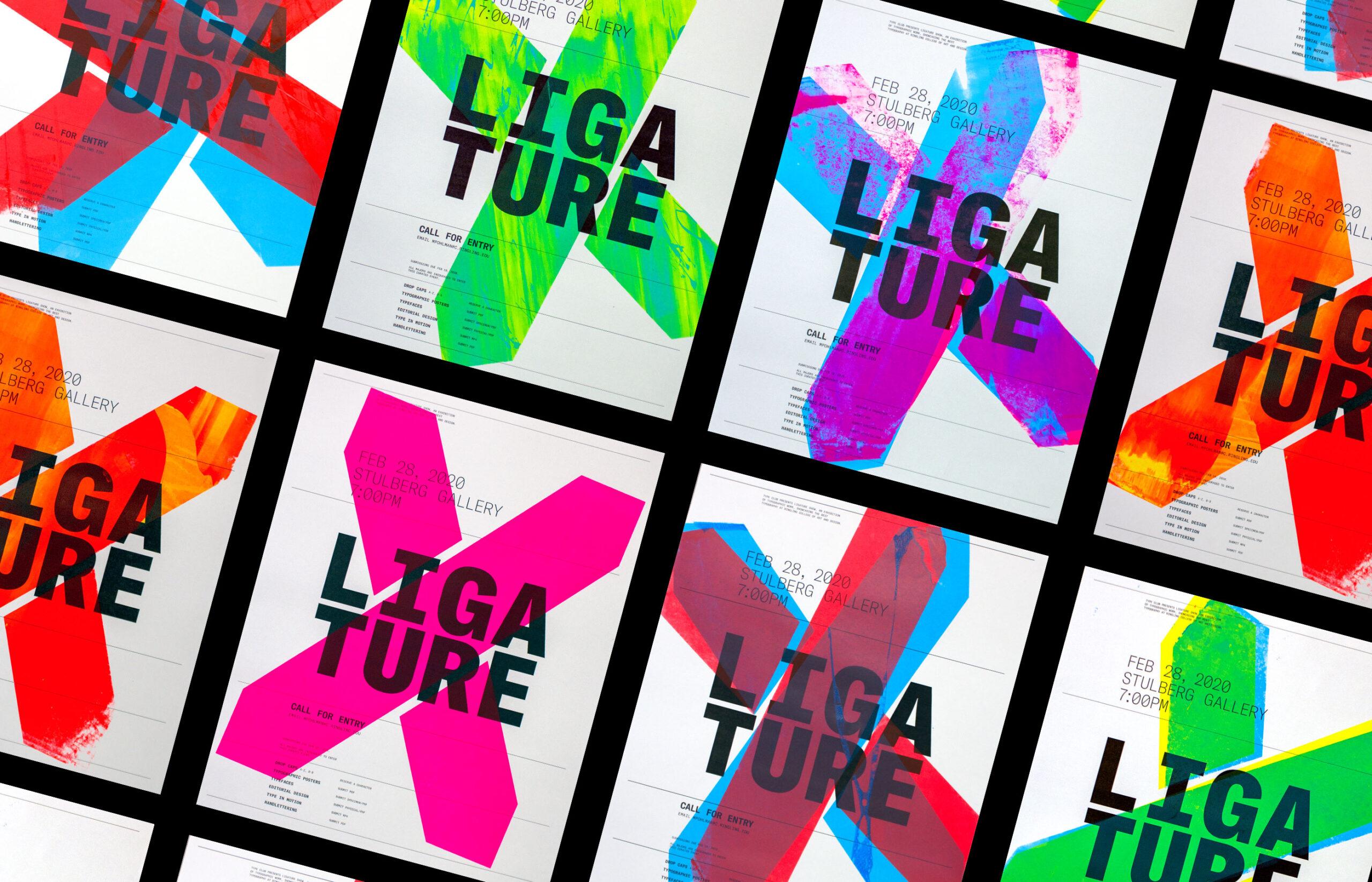LIGA_Posters