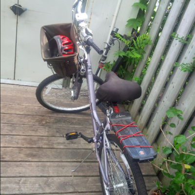 Picture of my bike