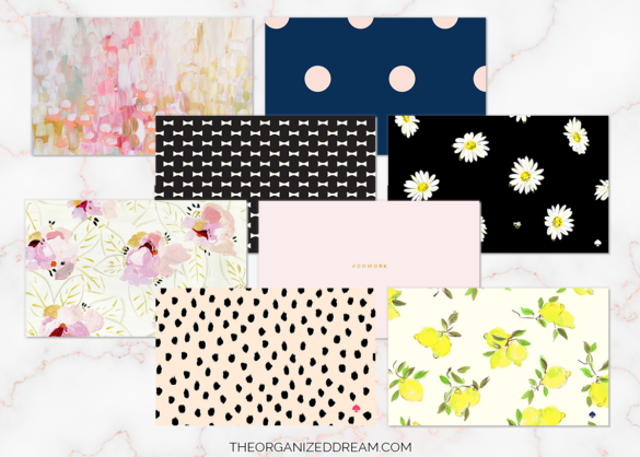 8 Fabulous Kate Spade Desktop Wallpapers