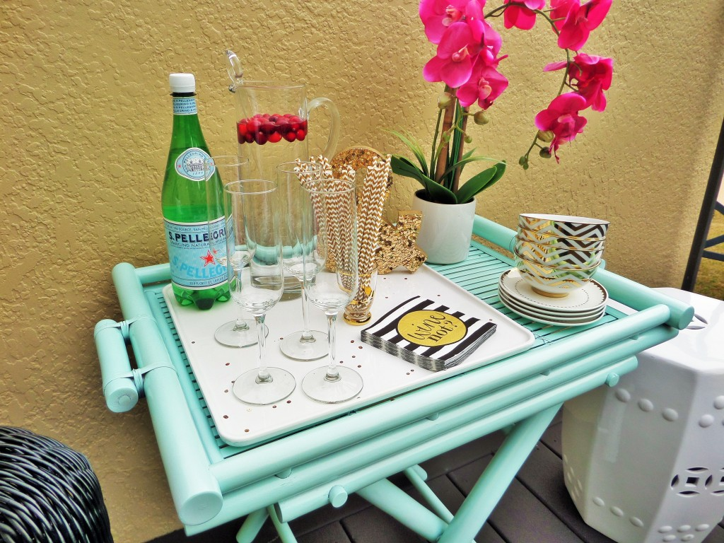 Butler's Tray Table Makeover