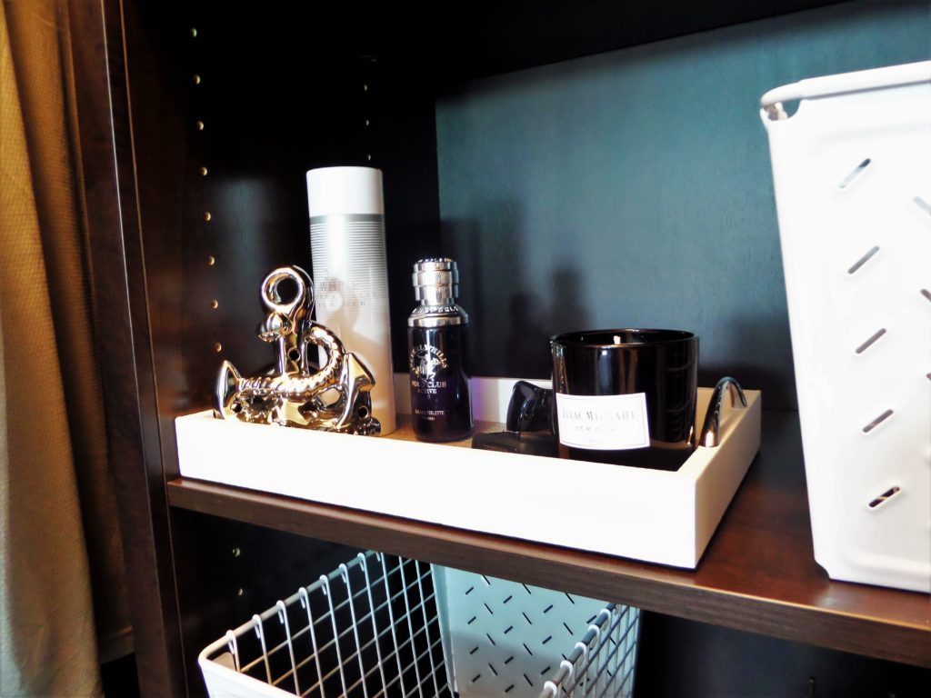 Teen Boy Closet Makeover with ClosetMaid Space Creations