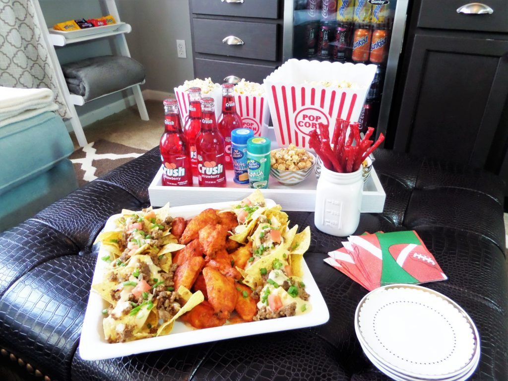 How To Host Movie Night Snack Ideas Be My Guest With Denise