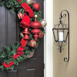 The Home Depot  Holiday Style Challenge 2018 | DIY Oversized Christmas Door Wreath