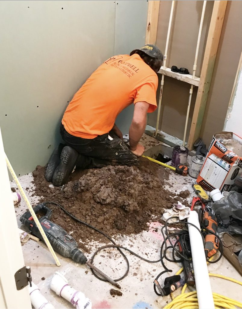 Replacing Fiber Glass Tub Surround