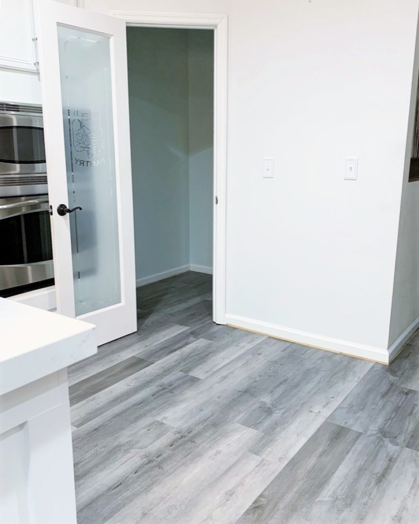 Wood Floors Over Tile