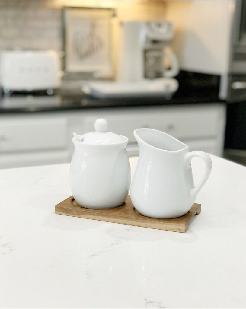Better Homes & Gardens White Porcelain Cream and Sugar Set Better Homes & Gardens White Porcelain Cream and Sugar Set Better Homes & Gardens White Porcelain Cream and Sugar Set Better Homes & Gardens White Porcelain Cream and Sugar Set Report incorrect product info or prohibited items Better Homes & Gardens White Porcelain Cream and Sugar Set